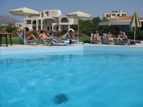 Kavos Beach Apartments & Studios