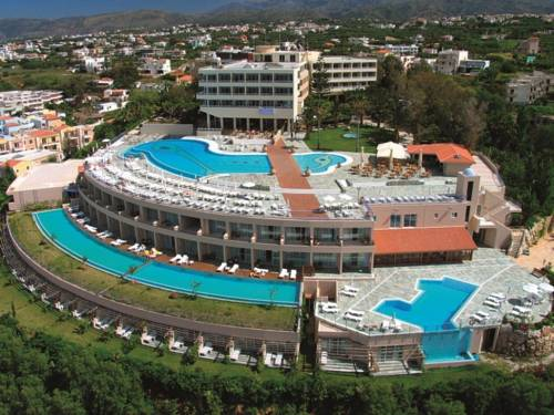 Chania 5 star hotels for Hotel panorama hotel