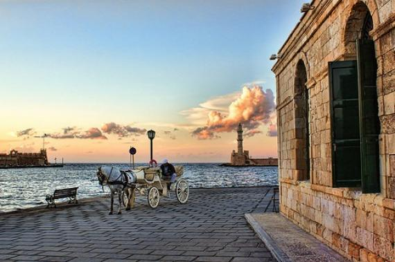 Chania boasts it all!