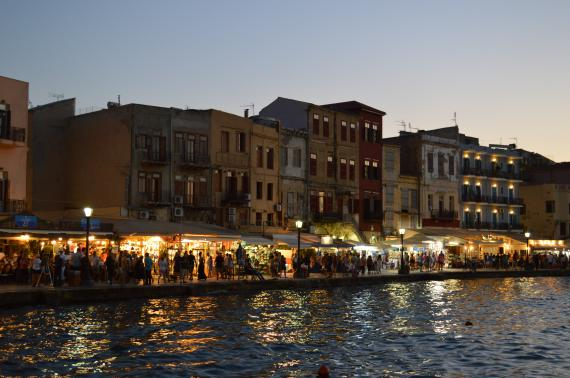 Chania Old Port - Chania