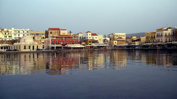 CHANIA - Travel guide for holidays in Chania - flights, hotels, beaches and other information